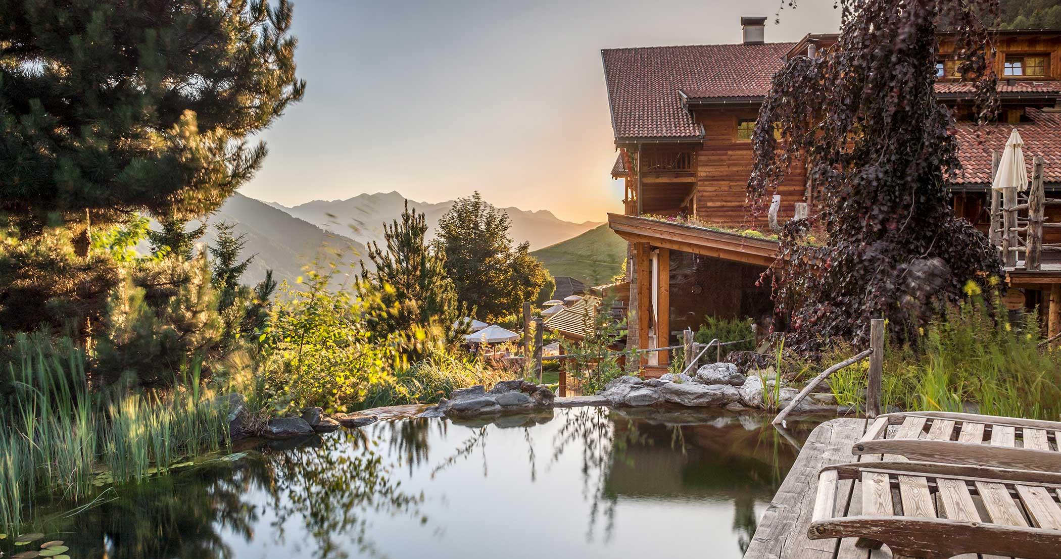Naturhotel Luesnerhof, Südtirol