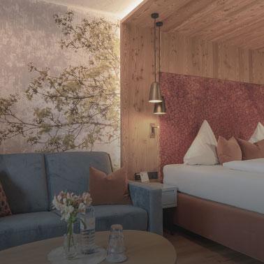 Button Image - Hotel Sonnenhof, Zimmer
